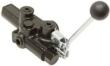 Prince Manufacturing Monoblock Hydraulic Valve RD-2575-T4-EDA1 Double Acting NEW