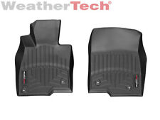 WeatherTech FloorLiner - Mazda Mazda6 - 2014-2016 - 1st Row - Black