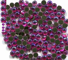720 Rhinestones 4mm 16ss AB IMPERIAL PINK HotFix  5 Gross