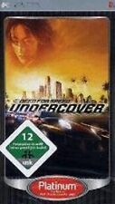 Playstation Sony PSP  NEED FOR SPEED UNDERCOVER Platinum Essential NEU