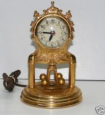 Vintage Electric UNITED Model No. 250 Anniversary Clock for Parts or Repair