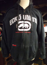 Nice Slightly Used Men Heavy Ecko Rhino Black Size Medium Hoodie Sweat Shirt