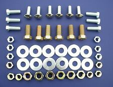 57 Chevy Rear Bumper Mounting Hardware Set