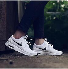 Nike Air Max Thea Womens Sz 11 White/Black 599409-103