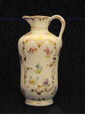 Richard Klemm Dresden Porcelain Pitcher Form Bud Vase 1891-1916