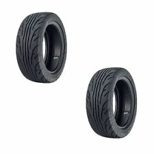 2 x Nankang 195 50 R 15 86W Street Compound Sportnex NS-2R Race/Track Tyres
