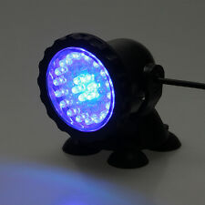 Multi-color 36LED Underwater Spot Light For Water Aquarium Garden Pond Fish Tank