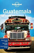 Lonely Planet Guatemala (Travel Guide)-ExLibrary