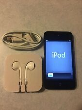 Apple iPod Touch 4th Generation Black (32 GB) EXCELLENT CONDITION BUNDLE  #F23-5