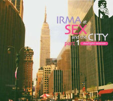 IRMA at SEX & THE CITY =daylight= Gazzara/Ohm Guru/Bossa...= 2CD= groovesDELUXE!
