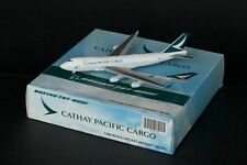 Cathay Pacific B747-400 New Color Scale 1:400 with Antenna Diecast Models XX4309