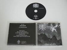 THE TRUE FROST/...IN ETERNAL STRIFE(W.T.C. PRODUCTIONS) CD ALBUM