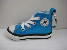 Converse All Star Keychain Chuck Taylor Key Chain BLUE 100% Authentic