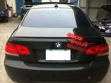 Painted BMW 07~13 E92 3-series coupe M3 type trunk spoiler all color ◎
