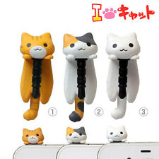 Cute Dust Plug 3.5Mm Universal Phone Earphone Jack Dustproof Stopper Random