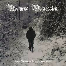 NOCTURNAL DEPRESSION - Four Seasons to a Depression CD,neu