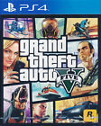 Grand Theft Auto 5 - Sony PS4 Game - GTA V - New & Sealed - Free UK P&P