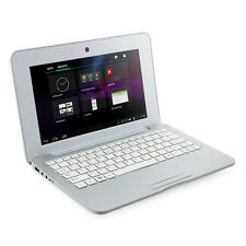 "10"" NETBOOK MINI LAPTOP WIFI Window 10 Quad Core Z3735F1.8GHz NOTEBOOK 16G White"
