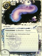 Android Netrunner LCG  - 1x Aurora  #025 - Base Set deutsch