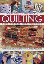 The Illustrated Step-by-Step Book of Quilting, Jenny Watson