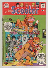 Swing With Scooter #12 May 1968 Comic Book DC Comics