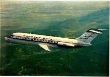 Cartolina Aviazione - Aereo In Volo Douglas DC-9 - Non Viaggiata
