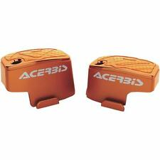 Acerbis Orange Brembo Master Cylinder Covers For KTM SX SXF XCF EXC XCW 14-16