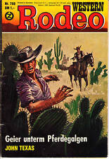 Rodeo-Western Nr. 766 ***Zustand 2-***  1. Serie