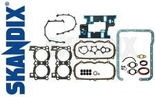 Full gasket set, engine - all Saab 95 and 96 with V4 engine