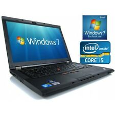 LENOVO THINKPAD T420 Intel Core i5-2520m 320GB HDD 8GB RAM Laptop WINDOWS 7 PRO