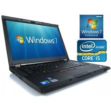 Lenovo ThinkPad T420 Intel Core i5-2520m 320GB HDD 8GB Ram Computadora portátil Windows 7 Pro