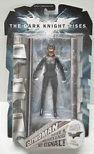 "Dark Knight Rises Movie Masters Catwoman Action Figure 6"" Mattel NIP 2012"