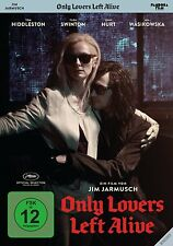 Only Lovers Left Alive (Jim Jarmusch, Tilda Swinton) DVD NEU + OVP!