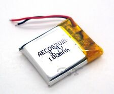 Li-polymer rechargeable Battery 3.7V 180 mAh 052025 Li-ion for bluetooth mp3 mp4