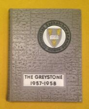 University of Saskatchewan Yearbook The Greystone 1957-1958
