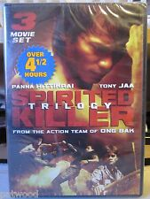 Spirited Killer Trilogy, 3 Movie Set (DVD, 2009), NEW,Combined Shipping Discount