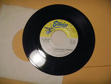 RED SOVINE three hearts in a tangle / who am i STARDAY  45