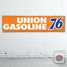 UNION 76 Banner  –  heavy duty for workshop, garage, mancave vw hotrod