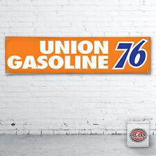 UNION 76 Banner  –  heavy duty for workshop, garage, mancave vw hotrod
