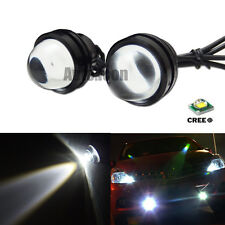 Extreme Bright Bull Eye LED Projector Spot Lights For Car Daytime DRL Fog Lamps