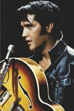 """ELVIS PRESLEY POSTER  """"ROCK AND ROLL"""" LICENSED """"BRAND NEW"""""""