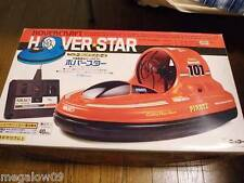 NIB Nikko 1/15 HOVER STAR Pirate 1985 R/C hovercraft Vintage extremely Rare Gig