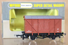 WRENN W4318X SAMPLE WAGON BR BROWN 12 TON VENTILATED VAN WAGON E545523 ni