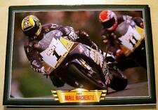 Niall MacKenzie Clásico Yamaha Race Moto Bicicleta impresión de foto