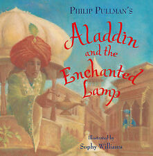 Aladdin and the Enchanted Lamp, Philip Pullman