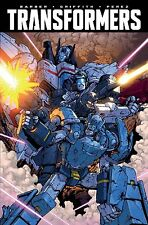 TRANSFORMERS ONGOING VOL #8  TPB Comics IDW Collects #42-45 TP