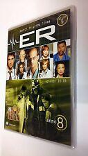 E.R. Medici  in prima linea DVD Serie TV Stagione 8 Disco 5 Episodi 4
