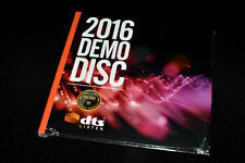 New DTS X&HD-MA 7.1 Demo 20 Genuine Blu Ray Disc CES 2016 Sealed(Latest Version)