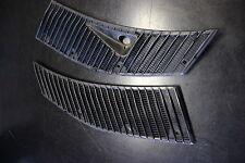 Mercedes Benz W123 C123 Lüftungsgitter Blende 1238360165 und 1238360265 schwarz
