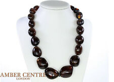 RARE Dominican Blue Amber Beads  182 gr - A0181  RRP£10399!!!